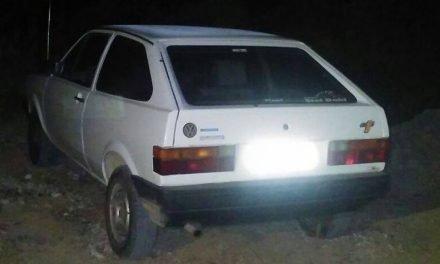 Brigada Militar recupera veículo furtado