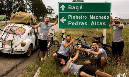 Bagualada Ciclística: quilômetros de aventura em cima de uma bicicleta