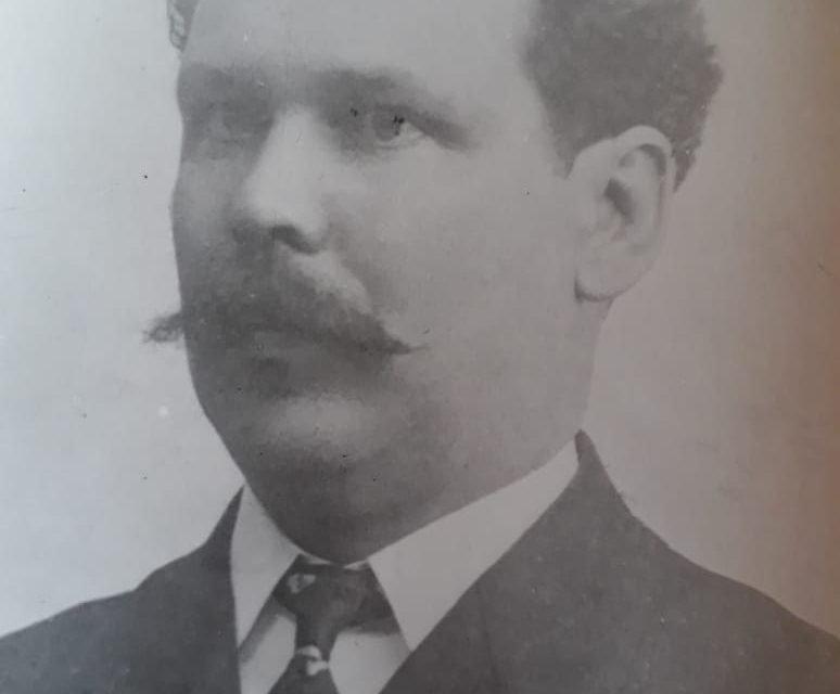 Caçapava Memória – Galeria dos Prefeitos – Pedro Antônio Gonçalves de Carvalho