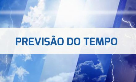 Temperatura sobe e tempo fica firme do RS