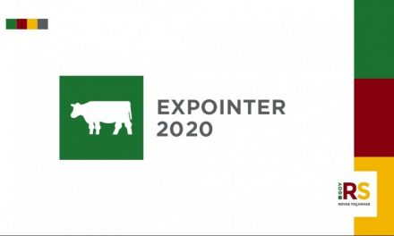 Expointer será no final de setembro