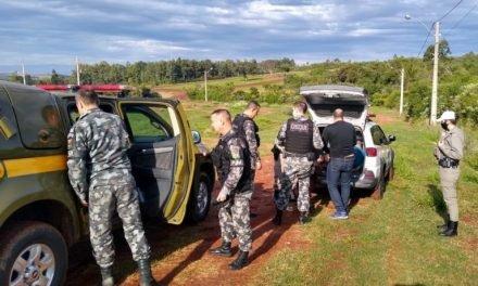 Foragido é recapturado em São Sepé